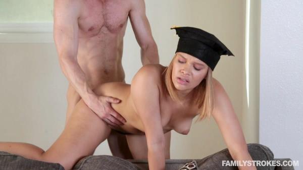 FamilyStrokes - Kendall Kross - The Graduate [FullHD, 1080p]