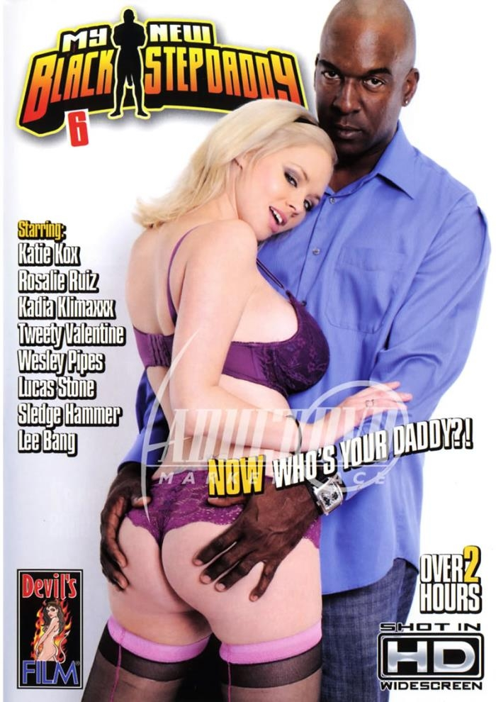 Devils Film - Katie Kox, Tweety Valentine, Rosalie Ruiz, Kate Klimax, Lee Bang, Lucas Stone, Wesley Pipes, Sledge Hammer in My New Black Stepdaddy 6 (DVDRip 336p)