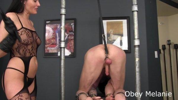 ObeyMelanie: Obey Melanie - These balls are for Busting  [FullHD 1080p]  (Femdom)