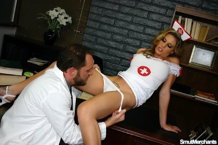 SmutMerchants:  Charisma Cappelli- Naughty Nurse Nookie  [SD 480]