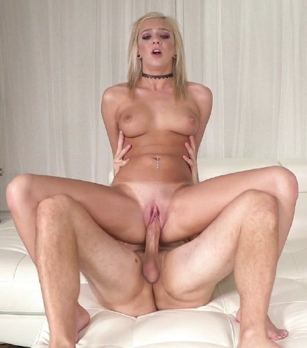 BangRealTeens/Bang - Tiffany Watson [Horny Newbie Blonde Gets Her Bald Pussy Plowed And Swallows Cum] (HD 720)