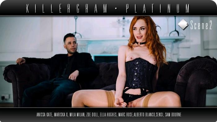 Killergram.com - Ella Hughes - journal erotica scene 5 [HD 720p]