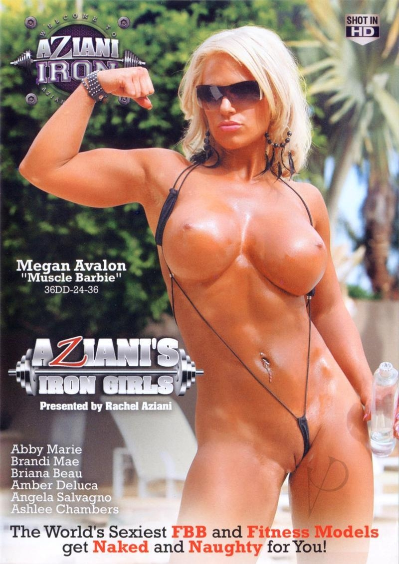Azianis Iron Girls [DVDRip 394]