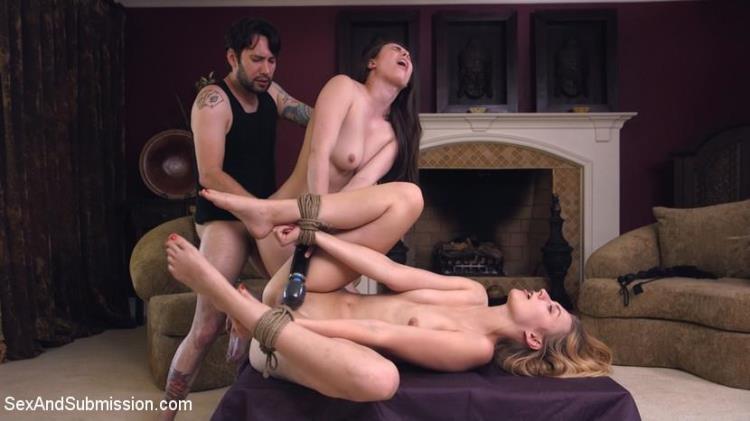 Alexa Grace, Casey Calvert - Dirty Business [Kink, SexAndSubmission / HD]