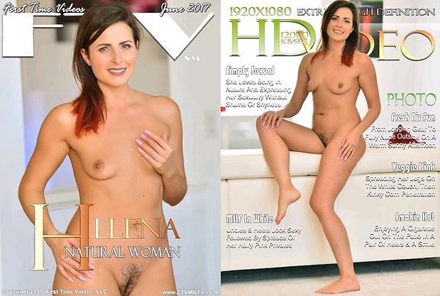 (FTVMilfs.com) Helena - Simply Sexual (FullHD/1080p/9.49 GB/2017) PREMIUM VIDEO