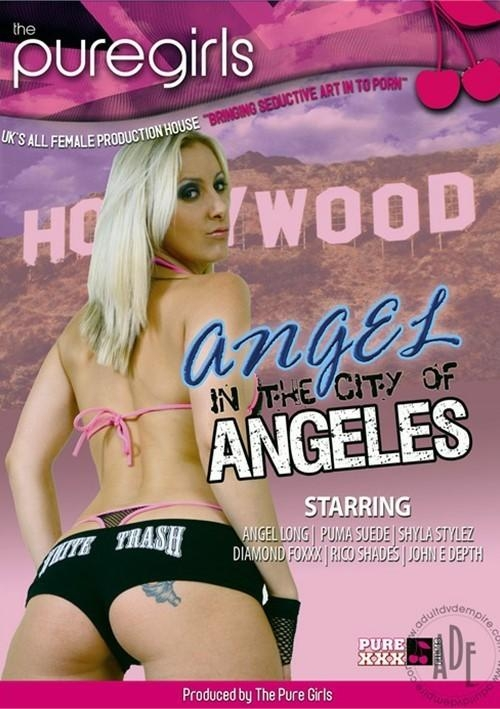 Angel In The City Of Angels [WEBRip/SD 540p]