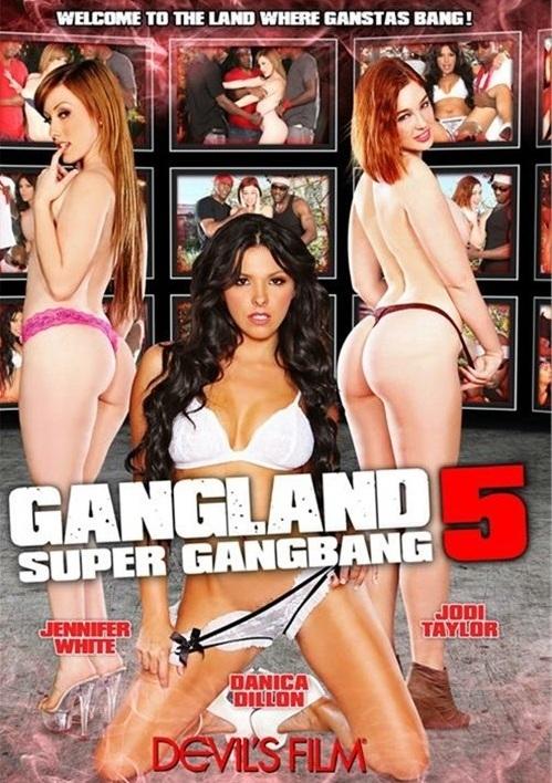 Gangland Super Gangbang 5 [WEBRip/SD 540p]