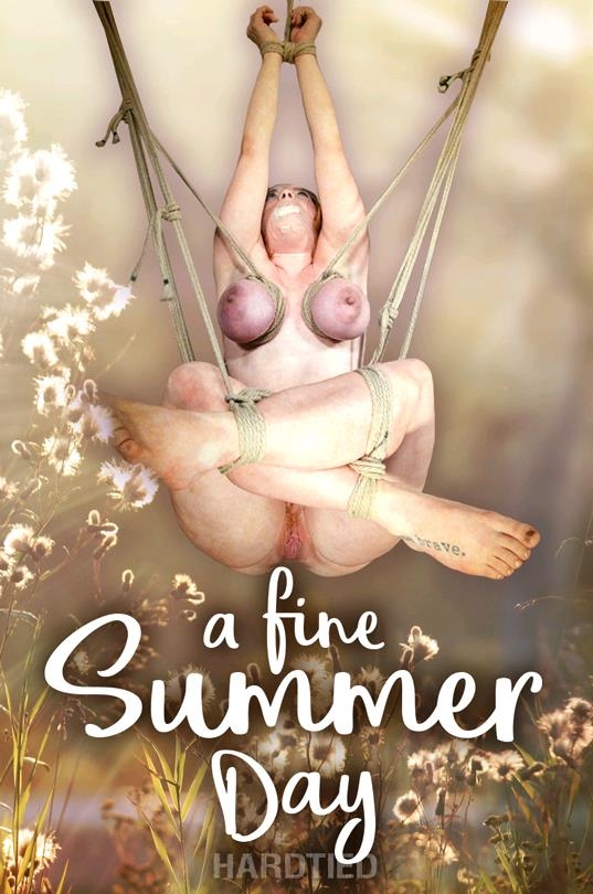HardTied: Summer Hart - A Fine Summer Day (HD/2017)
