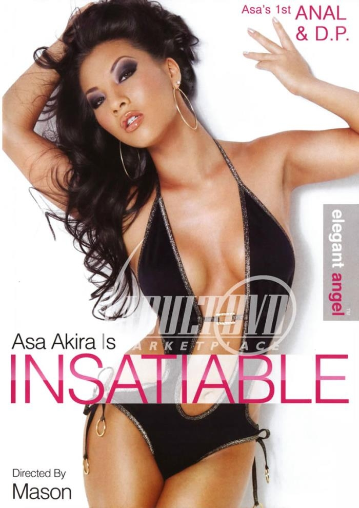 Asa Akira Is Insatiable [WEBRip/HD 720p]