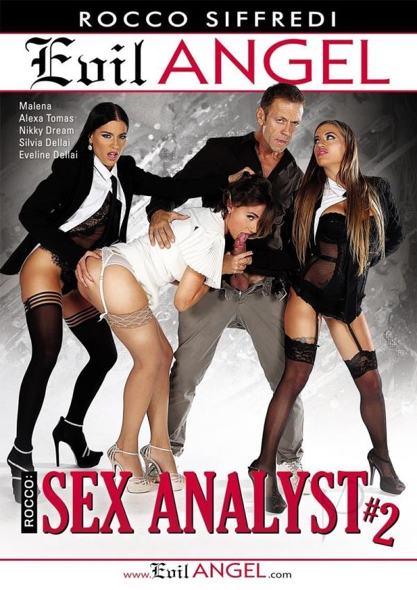 Rocco: Sex Analyst 2 (Evil Angel) [DVDRip 406pp]