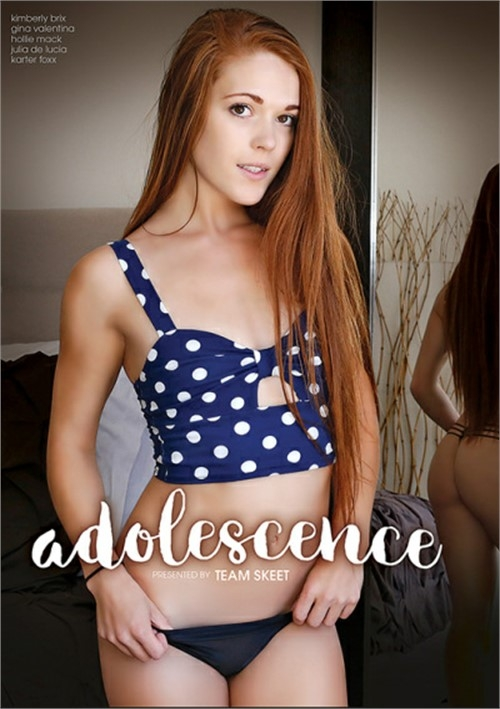 Team Skeet - Adolescence (394p / DVDRip)