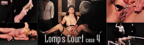 ElitePain.com [Lomps Court - Case 4 - Spanking] HD, 720p