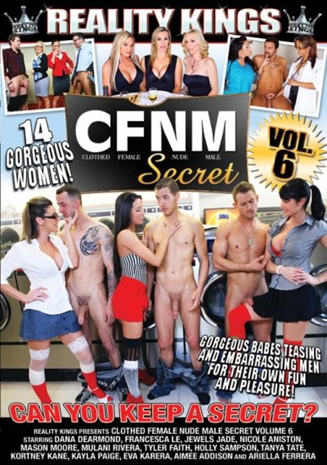 CFNM Secret 6 [DVDRip 320p]