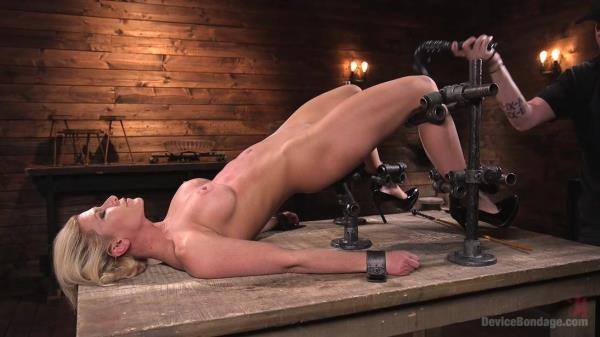 DeviceBondage, Kink - Ariel X - Taking One For the Team [HD, 720p]