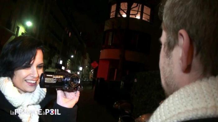 Lafranceapoil.com - Tess - Tess nous a envoye la sextape d'un plan cul sauvage [HD 720p]