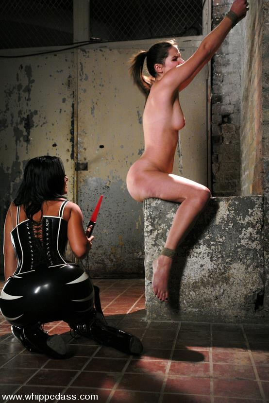 Bobbi Starr - Sandra Romain and Bobbi Starr (WhippedAss, Kink) HD 720p