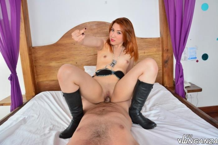 Catalina Colorado - Hot Colombian ex-girlfriend Catalina Colorado takes revenge with steamy sex [SD/480p/478 MB]