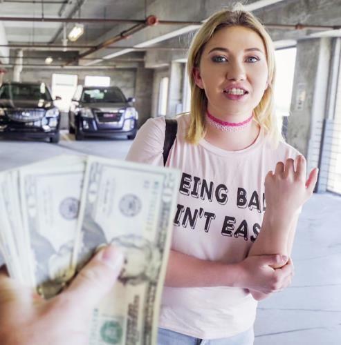 Zelda Morrison - Saucy Blonde Fucks for Money (2017/PublicPickUps/Mofos/SD)