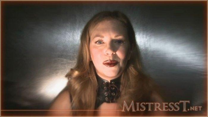 MistressT - Mistress T. in Entranced Stroking Slave 2 (HD 720)