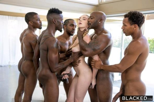 BLACKED: Kendra Sunderland - I've Never Done This Before (FullHD/2017)