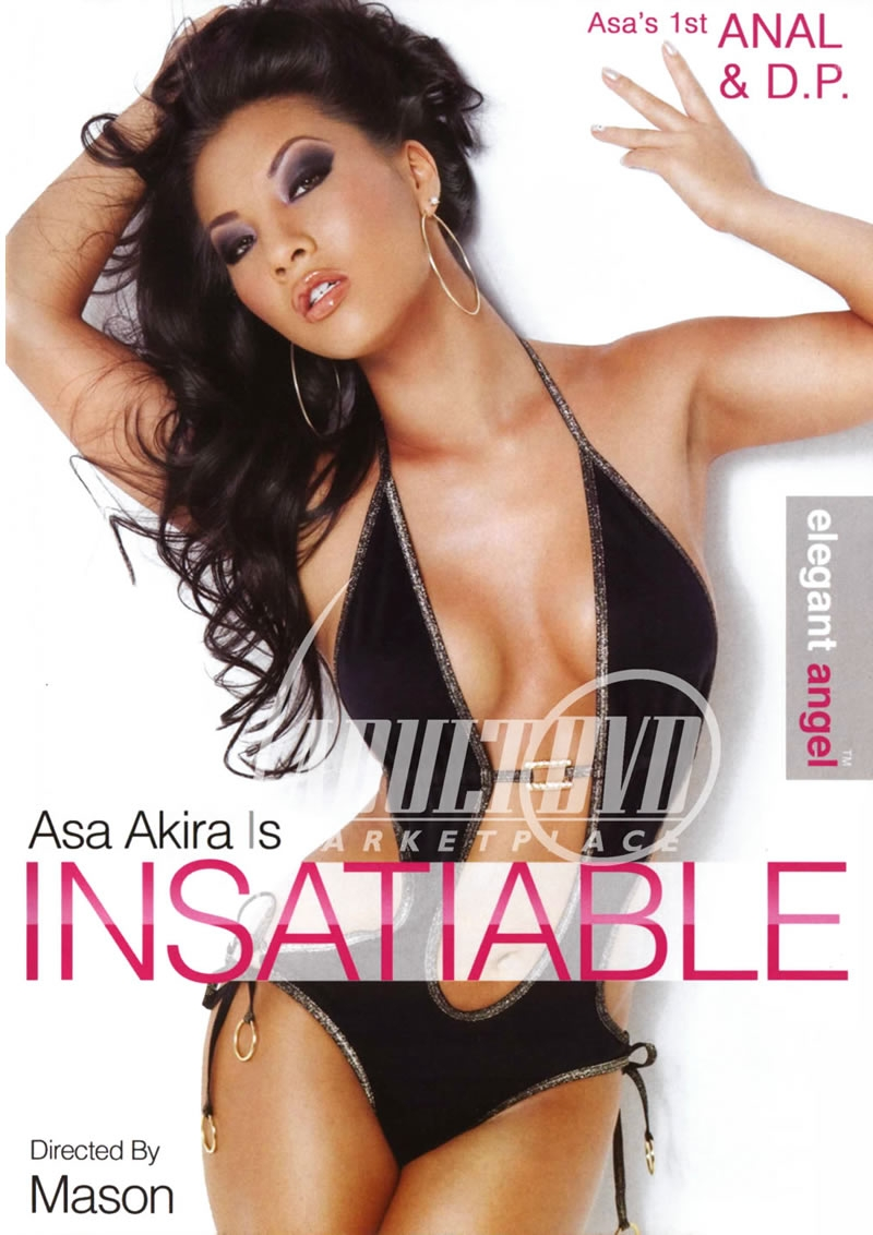 Asa Akira Is Insatiable [WEBRip/HD 720p]