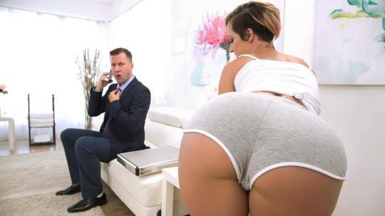 DirtyMasseur, Brazzers: Jada Stevens - Taking Care Of Businessman (SD/480p/400 MB) 28.06.2017