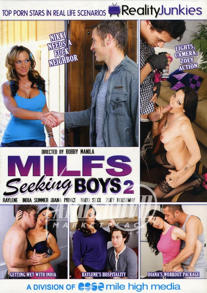 MILFs Seeking Boys 2 [WEBRip/SD 352p]