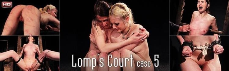 Lomps Court - Case 5 (Spanking, Torture) [Elite Pain, Mood Pictures, Maximilian Lomp / HD]
