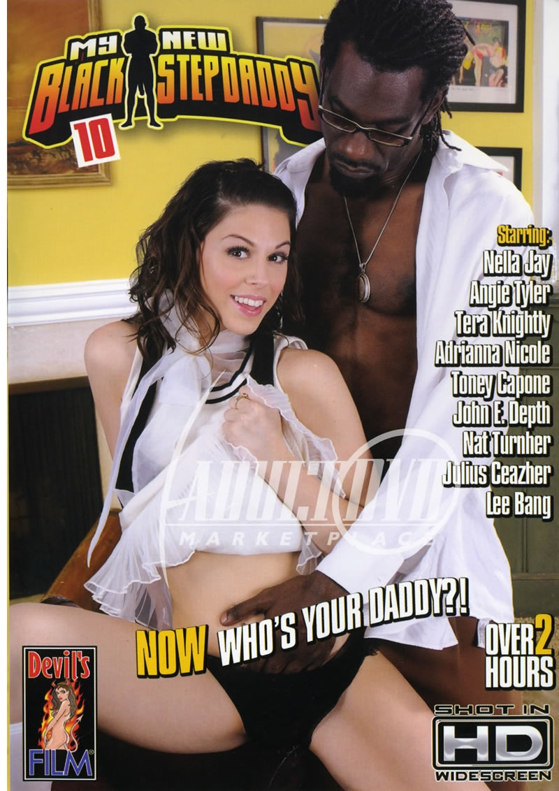 My New Black Stepdaddy 10 [DVDRip 352p]