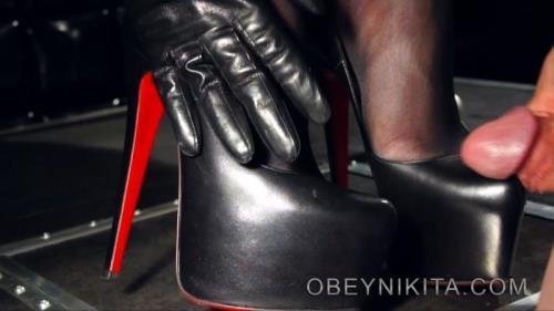 ObeyNikita.com / Clips4sale.com [Mistress Nikita - Shine-boi] HD, 720p