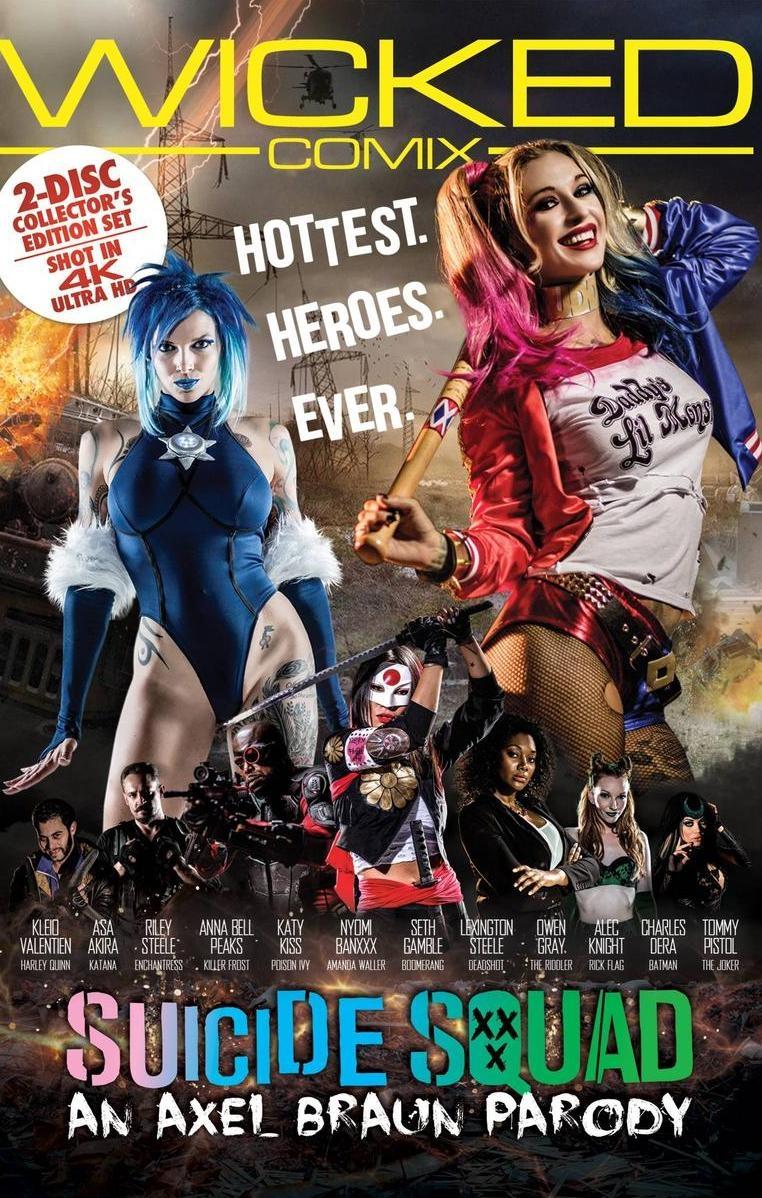 Suicide Squad XXX: An Axel Braun Parody [DVDRip 460p]