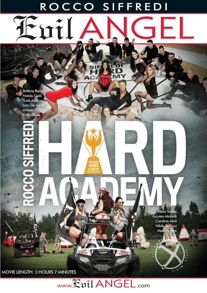 Rocco Siffredi Hard Academy [WEBRip/SD 544p]