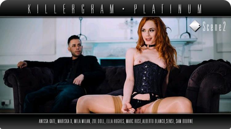 Killergram: Ella Hughes - journal erotica scene 5 (HD/2017)