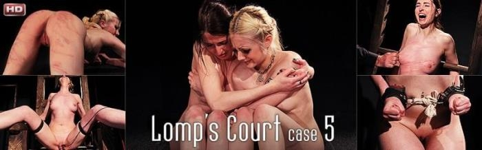 Lomps Court - Case 5 - Spanking (Mood Pictures, Elite Pain) HD 720p