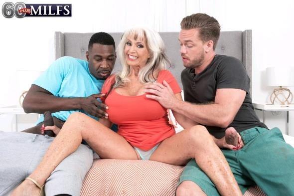 PornMegaLoad: Sally D'Angelo - Double the penetration, double the fun for Sally (FullHD/2017)