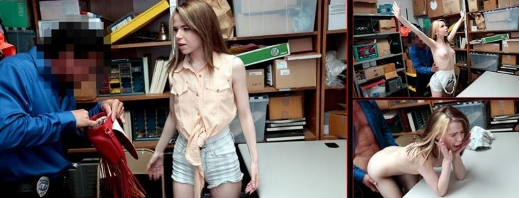 Alina West - Skinny Teen - Case No / 2231568 [Shoplyfter / SD]