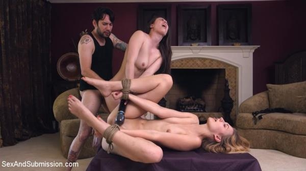 Alexa Grace, Casey Calvert - Dirty Business [SexAndSubmission.com / Kink.com] [HD] [1.86 GB]