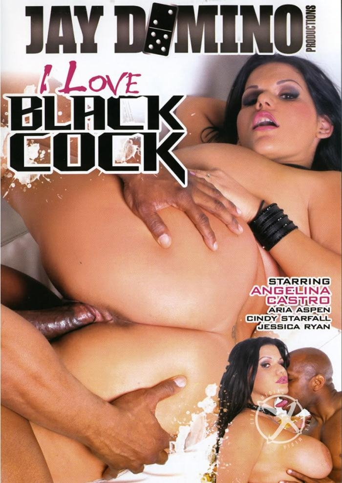 I Love Black Cock [WEBRip/SD 480p]