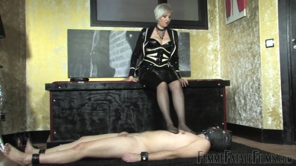 Femmefatalefilms - Mistress Johanna - Carpet Slave Complete  (720 / HD)