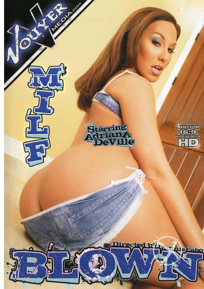 Vouyer Media - Rayveness, Nicole Moore, Mae Victoria, Kendra Secrets, Totally Tabitha, Adriana DeVille [MILF Blown] (DVDRip 288p)