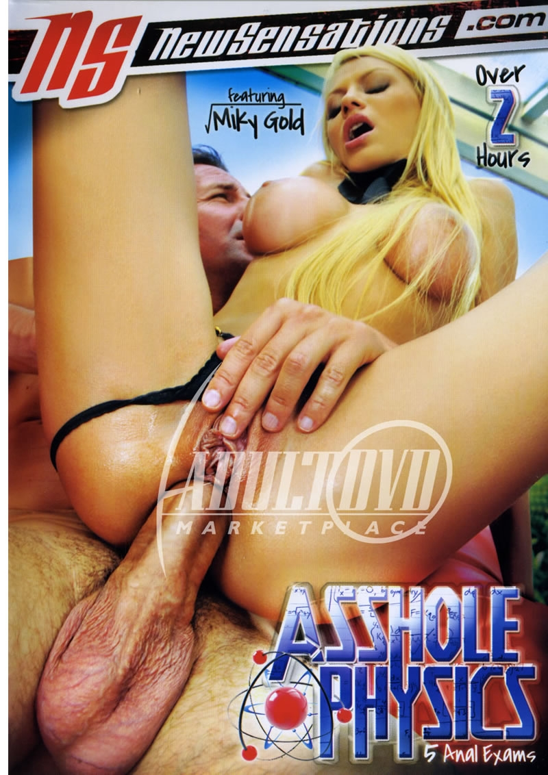 Asshole Physics [DVDRip 352p]