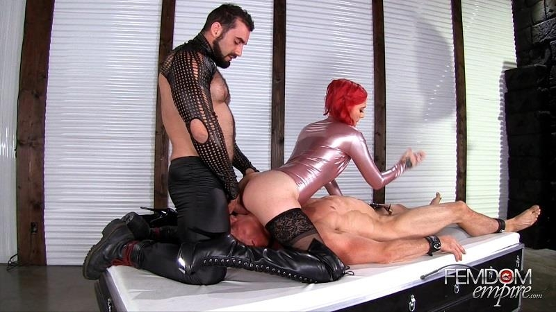 FemdomEmpire.com: Sully Savage - Submissive Cuckold [FullHD] (2.31 GB)