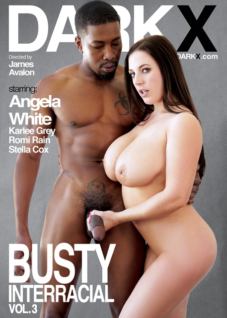 Dark X - Angela White, Karlee Grey, Romi Rain, Stella Cox [Busty Interracial 3] (WEBRip/HD 720p)