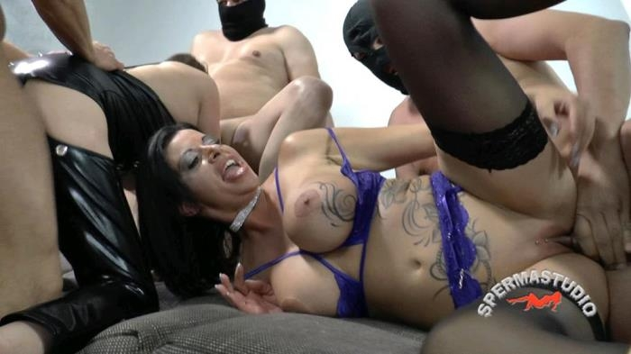 Sperma-Studio.com - Dacada, Natalie - Double Sperm Bang NEW!!! 17.06.2017 [FullHD 1080p]
