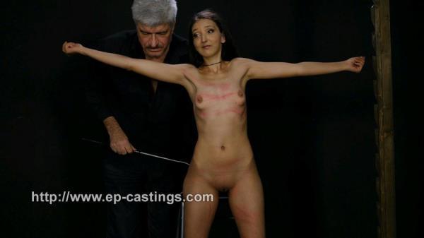 Jasmin - Jasmin (HD) Spanking (EP-CASTINGS) [HD 720p]