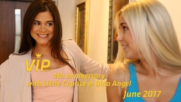 Little Caprice, Dido Angel - Caprice's Angel (VIPissy) [FullHD 1080p]
