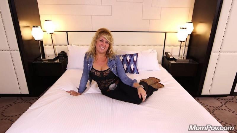 MomPov.com: Connie - Connie Blonde MILF comes back for an anal bonus [HD] (2.03 GB)
