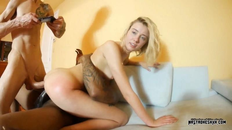 MrStrokesXXX.com: Haley Reed - First DP [SD] (330 MB)