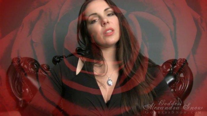 Alexandra Snow - (GoddessAlexandraSnow) Throbbing Cock Trance [FullHD 1088p] - Femdom