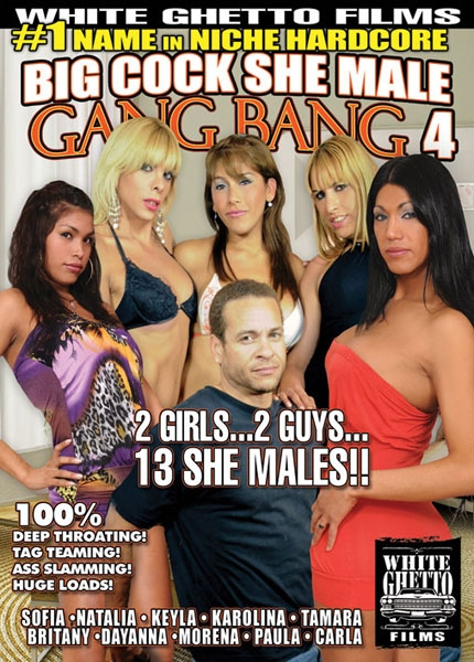 Big Cock She Male Gang Bang 4 [DVDRip 478p]